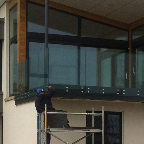 Glass Balustrade Kirkcaldy