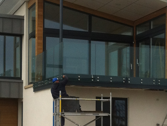 Glass Balustrade Kirkcaldy