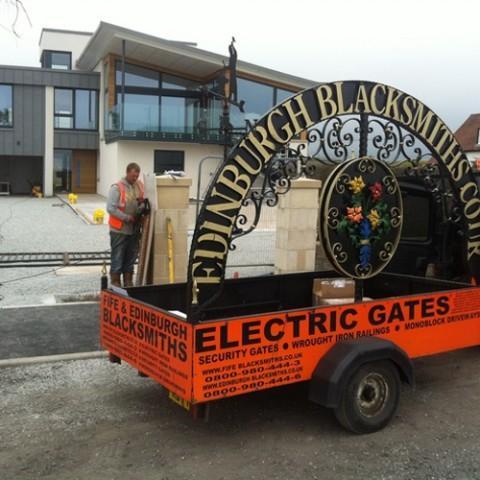 Automatic Electric Gates