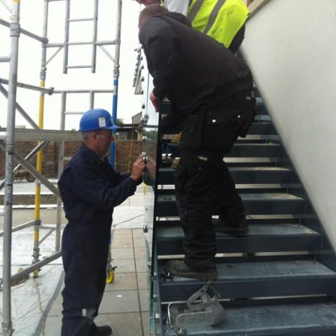 Glass Balcony Balustrade