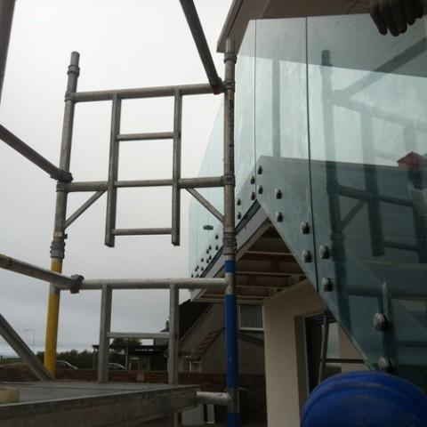 Glass Balustrades Kirkcaldy