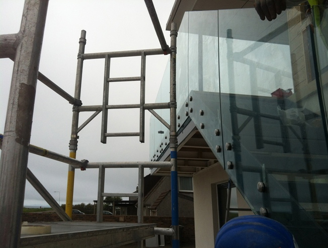 Glass Balustrades Kirkcaldy