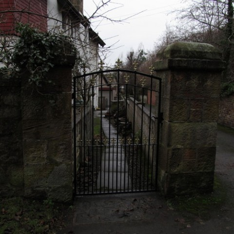 Wrought Iron Gates Kirkcaldy